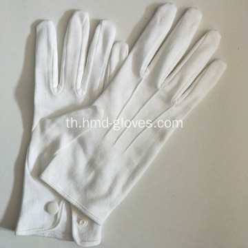 Band Uniform Cotton Gloves