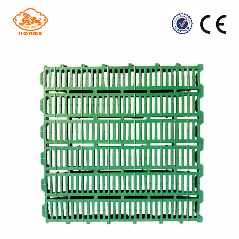 High Strength Hard Strong Plastic Flooring For Pig