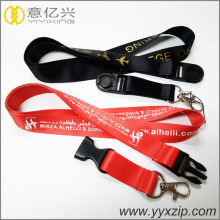 Best Quality Printed Silkscreen LOGO Polyester Lanyards