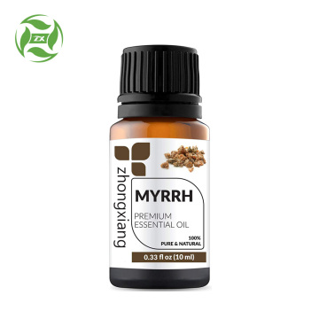 Organic Myrrh Oil For Body And Skin Care