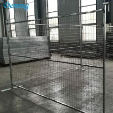 High Permance for Pipe Temporary Fence Canada Standard Panel Removable Temporary Fence export to Cyprus Manufacturers
