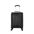 Promotion Gift Suitcase Silence Spinner wheels PU luggage
