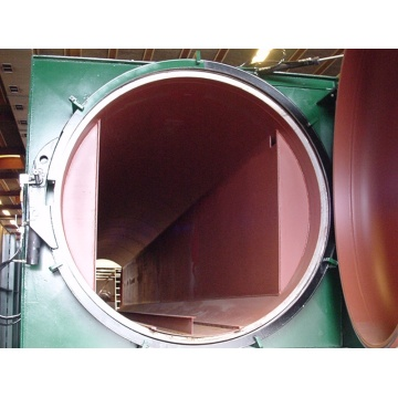 Saturated Steam Wood Impregnation Autoclave