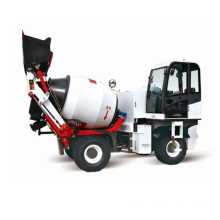High Quality Self-loading Concrete Mixer Truck Price