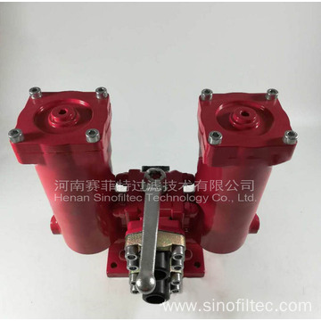 PLF & PLFD Series Low Pressure Line Filter