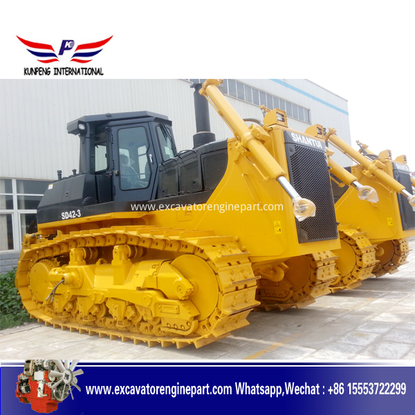 Shantui Sd42 3 Bulldozer Larger Power