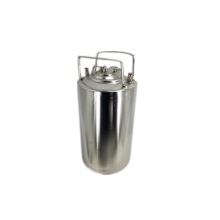 Stainless steel beer can ball lock product