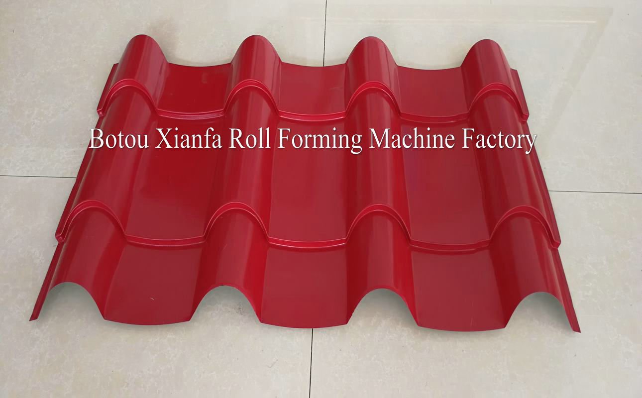 roof Tile equipment