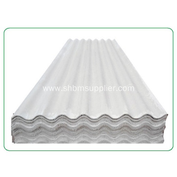 Mgo Glazed Roofing Sheet