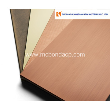 Factory Hot Sale ISO Certification ACP Sheet