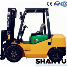 Cheap price for Hydraulic Diesel Forklift PRICE OF 3TON NEW FORKLIFT TRUCK export to Gambia Supplier