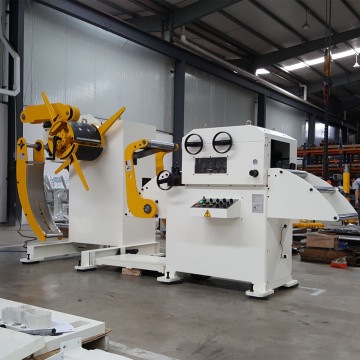 Cheap for Hydraulic Uncoiling Straightening Feeding Machine Cradle Type Straightener Machine export to Eritrea Wholesale