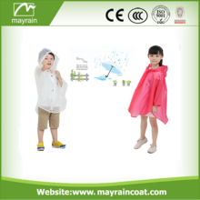 High Capability Color Heating Fashion Children Poncho