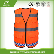 New Foldable Attractive Reflective Printning Safety Vest