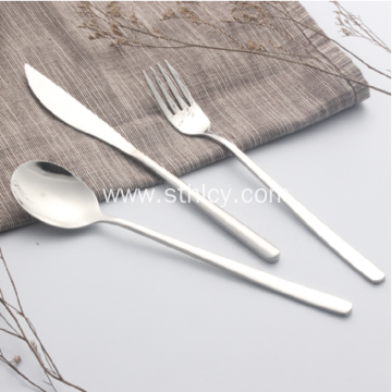 Stainless Steel Camping Tableware