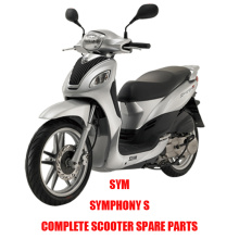 SYMPHONY S for SYM SYMPHONY S Complete Scooter Spare Parts Original Spare Parts