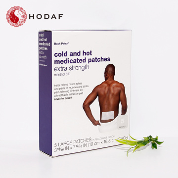 100% herbal Pain Relief Patch for shoulder