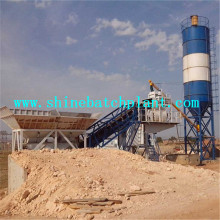 Mobile Concrete Batching Equipment