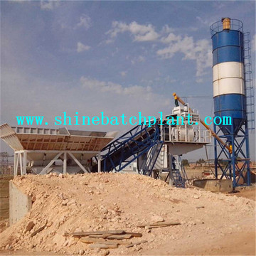 40 Sale Portable Concrete Batching Station