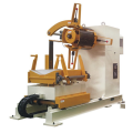 Motorized Press Feeding Line Hydraulic Decoiler Machine
