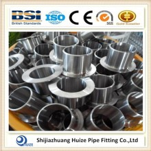 Stainless steel 316 stub end for flanges