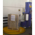 Semi Auto Pneumatic Pallet Wrapper for Sale