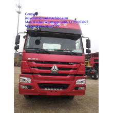OEM for Prime Mover With Trailer Sinotruk Howo 6X4 336hp 40t-50t Tractor Truck supply to Greenland Factories