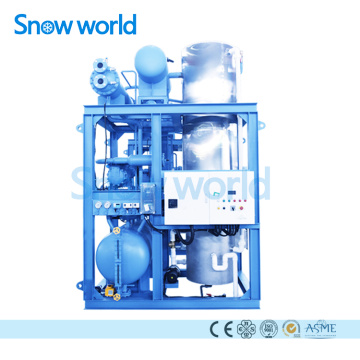 Snow World Best Quality Tube Ice Machine