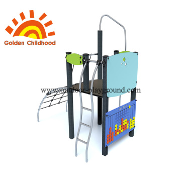 Fantasy series children plastic outdoor playground