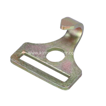 Flat Hook For Watercraft Trailer
