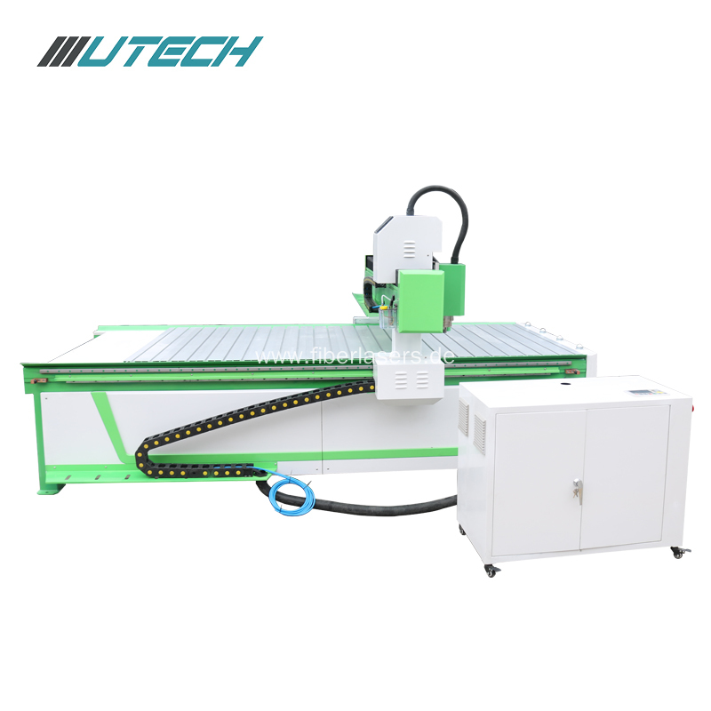 3d wood cnc router machine with CCD camera