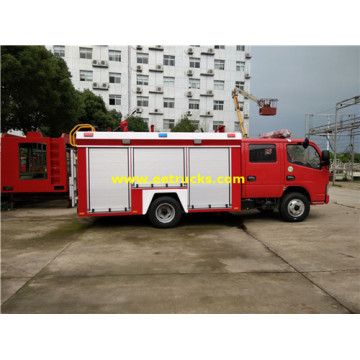 DFAC 2500L Emergency Rescue Fire Trucks
