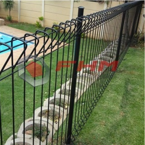 Welded Wire Fence of BRC Fence for Korean Market