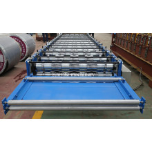 Full Automatic Floor Tile Machine With Iron Sheet