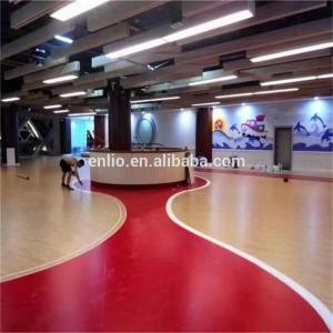 Eco-Friendly PVC Gym Room Flooring