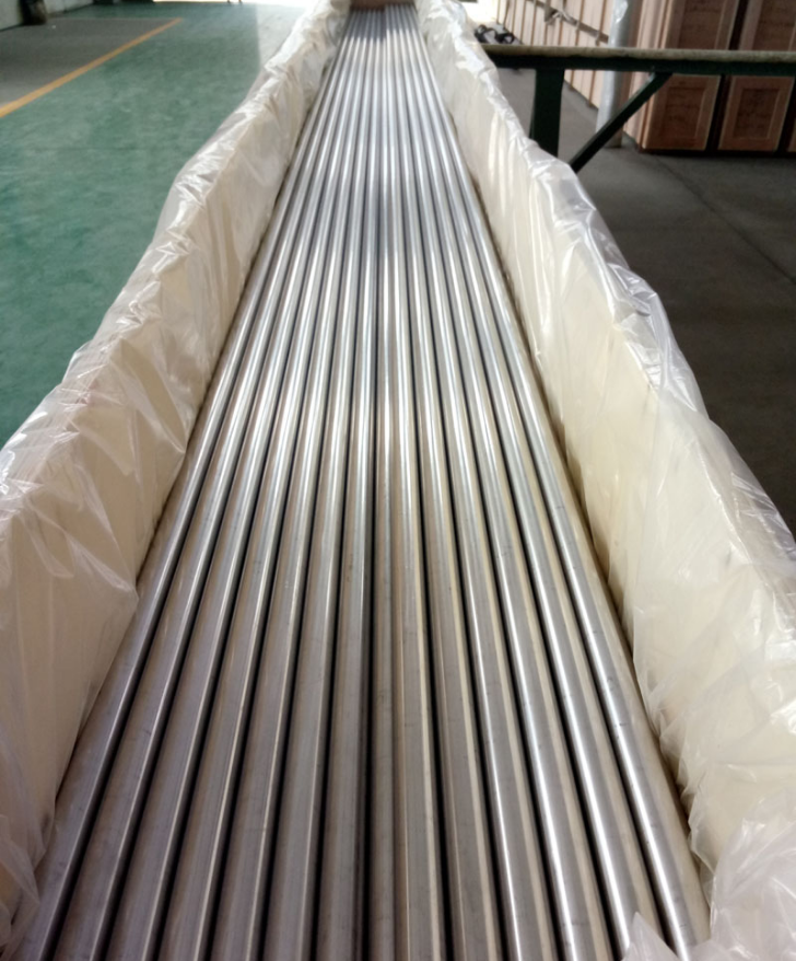 Bright Annealing Tube