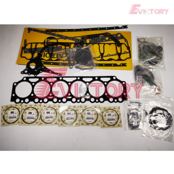 CATERPILLAR engine parts C7 piston ring set