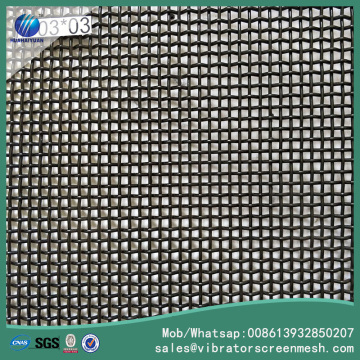 Slag Aggregates Screen Mesh