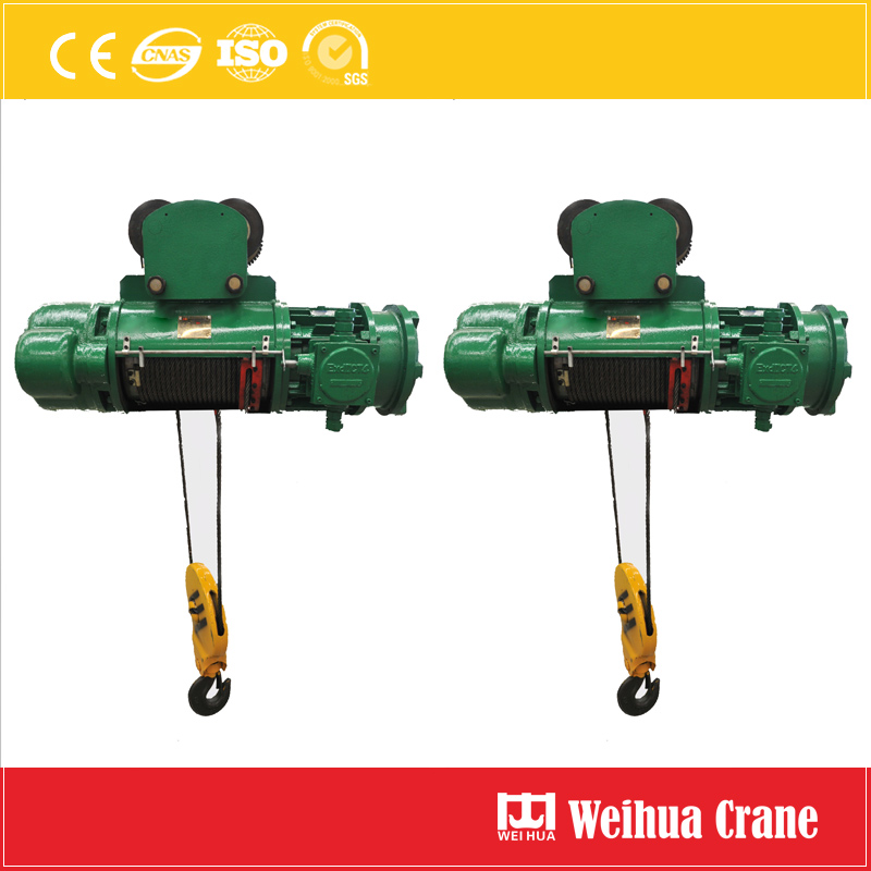 Explosion Proof Hoists