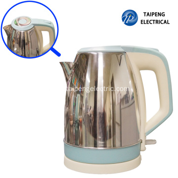 Good Quality for China Electric Tea Kettle,Stainless Steel Electric Tea Kettle,Cordless Electric Tea Kettle Manufacturer Large capacity  commercial electric kettles export to Portugal Manufacturers