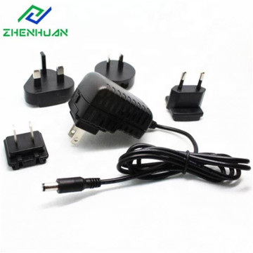 Fast Delivery for Power Plug Adapter Global certificates 24Volt 1.5amp multiple ac adaptor 36w supply to Malta Factories