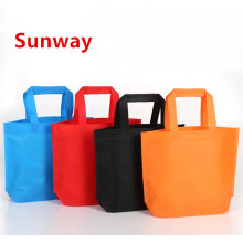 Good Quality for Non Woven Grocery Tote Bags Custom Non Woven Tote Bag supply to Netherlands Supplier