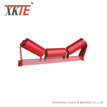 ODM for Supply Troughing Idler , Trough Idler, Conveyor Troughing Idler from China Manufacturer Bulk Material Handling Conveyor Troughing Idler Roller supply to Montenegro Factories