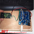 laser range finder arduino