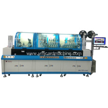 Smart Card Multiple Functions Milling and Embedding Machine