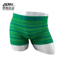Lycra Fabric Compression Boxing Shorts with Cup (SCP-007)