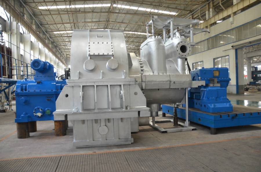 Condensing Steam Turbine 15