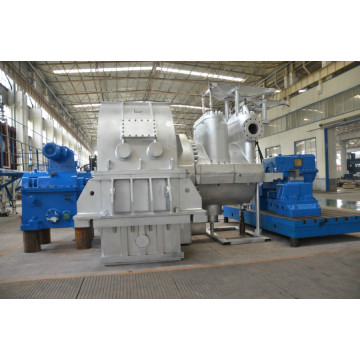 Steam Turbine Condensing System
