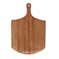 Fan - shaped bamboo cutting board