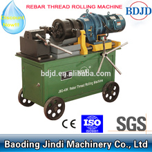 automatic rebar thread rolling machines